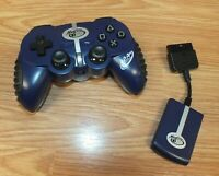 Mad Catz Indigo 2.4GHz Wireless Controller (8246) & Infrared IR (8246) For PS2