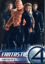 Fantastic Four The Movie Complete 100 Card Base Set