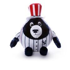NYY New York Yankees Pinstripes Orbiez Plush Doll Stuffed Toy