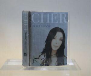 """CHER """"Believe"""" Mini Disc"""