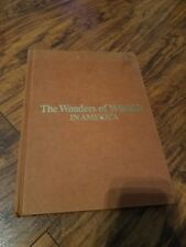 The Wonders of Wildlife in America by Outdoor World 1973