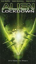Alien Lockdown (VHS) Scifi Horror