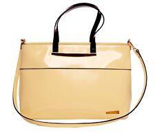 LA Fatima Yellow Tote Italian Leather Bag/Office Bag/Oversize Bag/Leather Bag/