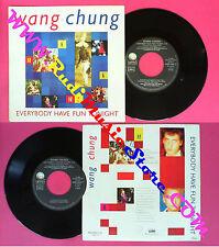 LP 45 7''WANG CHUNG Everybody have fun tonight The early years 1986 no cd mc dvd