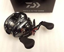 Daiwa Tatula SV TW 103HS 7.3:1 Baitcast Right Hand Fishing Reel - TASV103HS