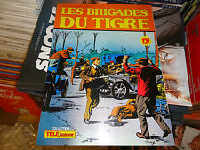 LES BRIGADES DU TIGRE   TELEJUNIOR  RARE