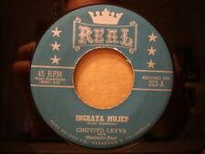 Rancheras Latin 45 RPM Speed Vinyl Records