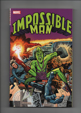 Impossible Man - TPB (Grade 9.2) 2011