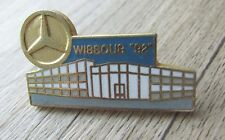 Mercedes Benz Pin / Pins: Wissous 92 - emailliert - Nr.1145 / 1500 - sehr selten