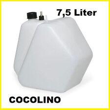 KART Tank, Kunststoff Benzintank 7,5 L  reservoir mit Tankdeckel Schlauch