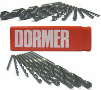 DORMER JOBBER DRILL BITS FOR STEEL / METAL 0.2MM TO 1.00MM METRIC A100 HSS DRILL