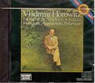 Beethoven: Piano Sonatas Appassionata, Moonlight, Pathetique / Horowitz - CD