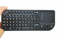 Hot! Rii Mini X1 2.4G Wireless Mini Keyboard with Touchpad for PC Smart TV