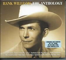 Hank Williams - The Anthology - Best Of / Greatest Hits 3CD NEW/SEALED
