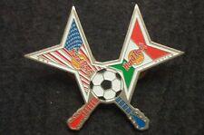 HRC Hard Rock Cafe Mexico Crossed Explorer Soccer WM 94 Fußball XL Fotos