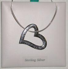 Sterling Silver Elvish Script Enscribed Friendship Pendant Loyal True Friend
