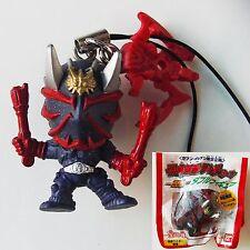 1 BANDAI Masked Kamen Rider Hibiki Figure keychain Phone STRAP ACTION HERO Model