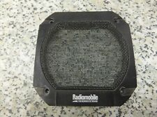 Classic Retro Radiomobile Speaker Cover, 70's or 80's? Ford, Vauxhall, BL etc