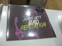 Joan Jett LP Bad Ruf RSD 2018 Transparent Yellow Vinyl Numbered