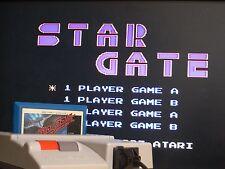 STAR GATE Famicom Family Computer Nintendo NES Import JAPAN Video Game