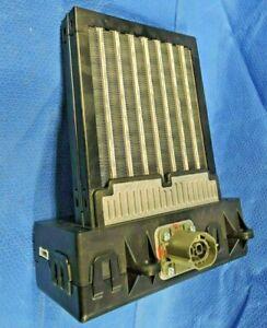 TESLA model  X REAR PTC AIR CABIN HEATER CORE ELECTRIC UNIT 1035327-00-B