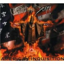 Christian Death - American Inquisition CD NEU OVP