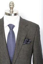 New CANALI 1934 Gray All-Season Wool 2Btn Coat Jacket Blazer 54 7R 44 44R NWT!