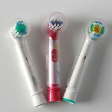 8PCS Home Electric Toothbrush Heads Cover Protector Travel Portable Dust-proof