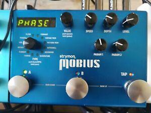 Strymon Mobius (Modulation Multi-Effect Pedal), EXC, Boxed