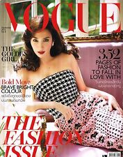 VOGUE THAILAND September 2013 AUM PATCHARAPA Patcharida 'Fon' Worraphongdee EXCL