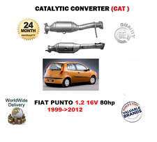 Per FIAT PUNTO 1.2 16V 80HP 1999-2012 NUOVO CATALITICO Coverter CAT