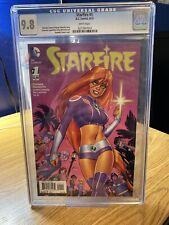 Starfire #1 CGC 9.8