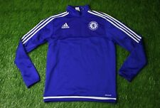 CHELSEA LONDON 2015/2016 FOOTBALL SWEATSHIRT SWEATER TRAINING ADIDAS ORIGINAL