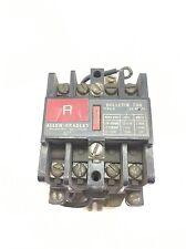 USED Allen-Bradley 700-N400A1 Series C Industrial Control Relay, FAST SHIP! B252