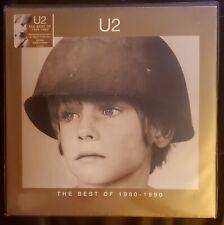 New listing U2 - Best Of 1980-1990 - Remastered 180 Gram 2 LP Vinyl, (New/Sealed)