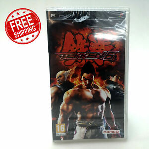 Tekken 6 | Sony Playstation Portable PSP Game | Brand New and Sealed Videogame