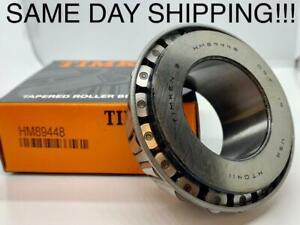 Timken MADE IN USA  HM89448 Pinion Bearing / SAME DAY SHIPPING !!!