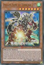 Yu-Gi-Oh!Dragon Armé du Tonnerre LV7: UR BLVO-FR002