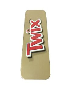 Twix candy collectible tin