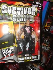 WWE THE ROCK FROM SURVIVOR SERIES TITAN TRON SERIES 1, UNOPENED