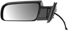 Outside Door Mirror Assembly Left Dorman 955-191 Replace GMC/Chevy OEM# 15764757