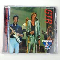 King Biscuit Flower Hour by GTR CD Jan-1997, King Biscuit Entertain Audio CD