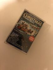 Christmas Coming Home Cassette Tape