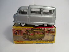 Nicky Toys 295  STANDARD 20 (ATLAS) MINI-BUS in Silver - VGC, Boxed (Dinky copy)