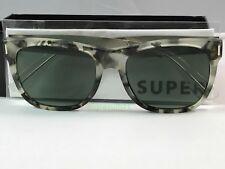 New Super Retrosuperfuture 774 Classic Francis Puma Silver Sunglasses Size 54mm