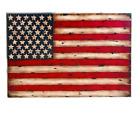 Medal American Flag Replica Wall Decor USA Patriotism Red White Blue Patriotic