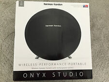 HARMON KARDON ONYX STUDIO WIRELESS BLUETOOTH SPEAKER SOUND SYSTEM
