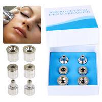 Dermabrasion Machine Anti-Ageing Diamond Microdermabrasion Replacement 6 Tips