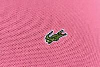 Lacoste Short Sleeve Polo T-Shirt Size S / EU 36