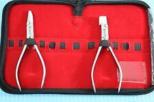 New Premium Set Of 2 Optician Optical Plierseyeglasses Tool Aquality